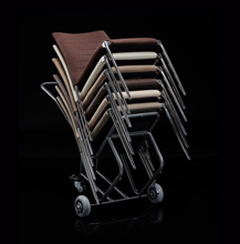 Self Supporting Trolley